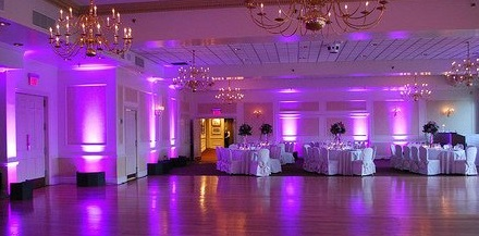 bar mitzvah lighting nj