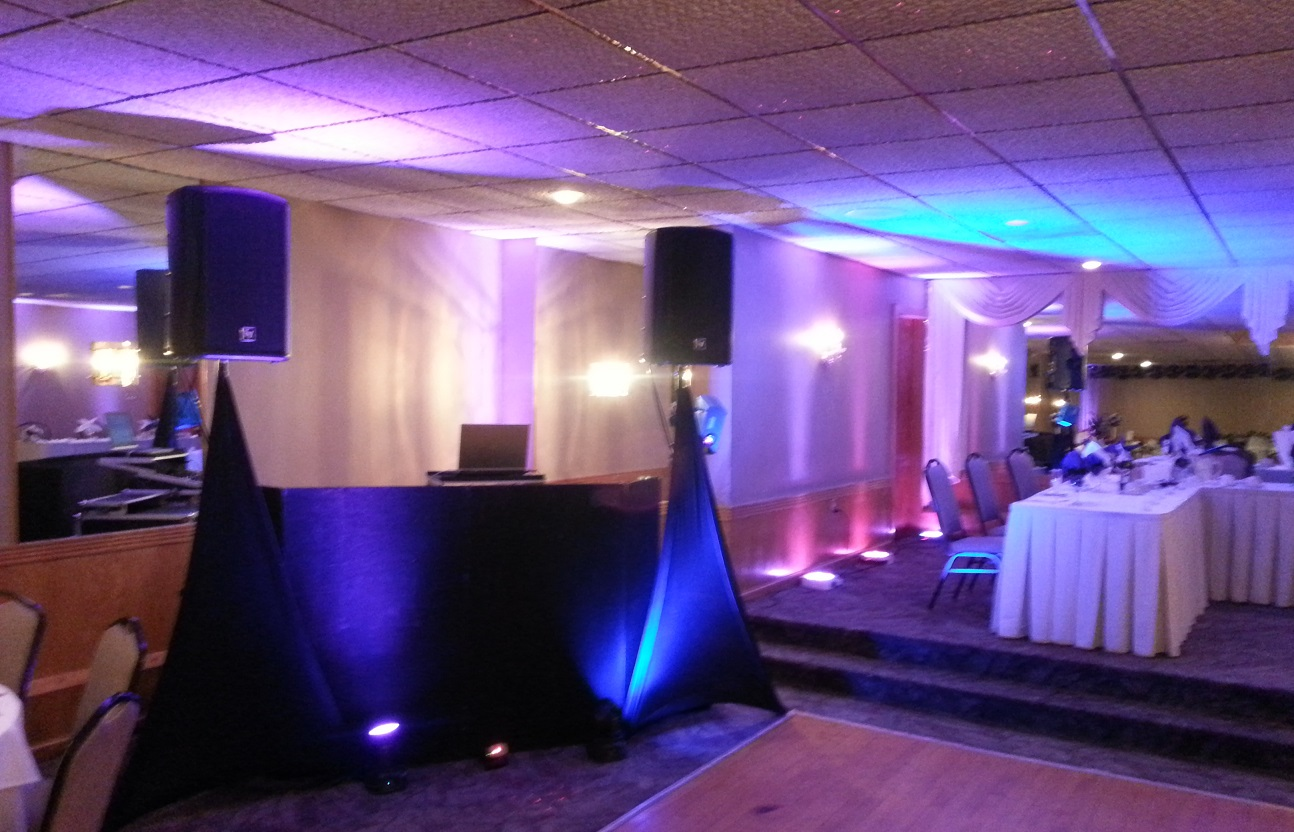 bar mitzvah lights nj