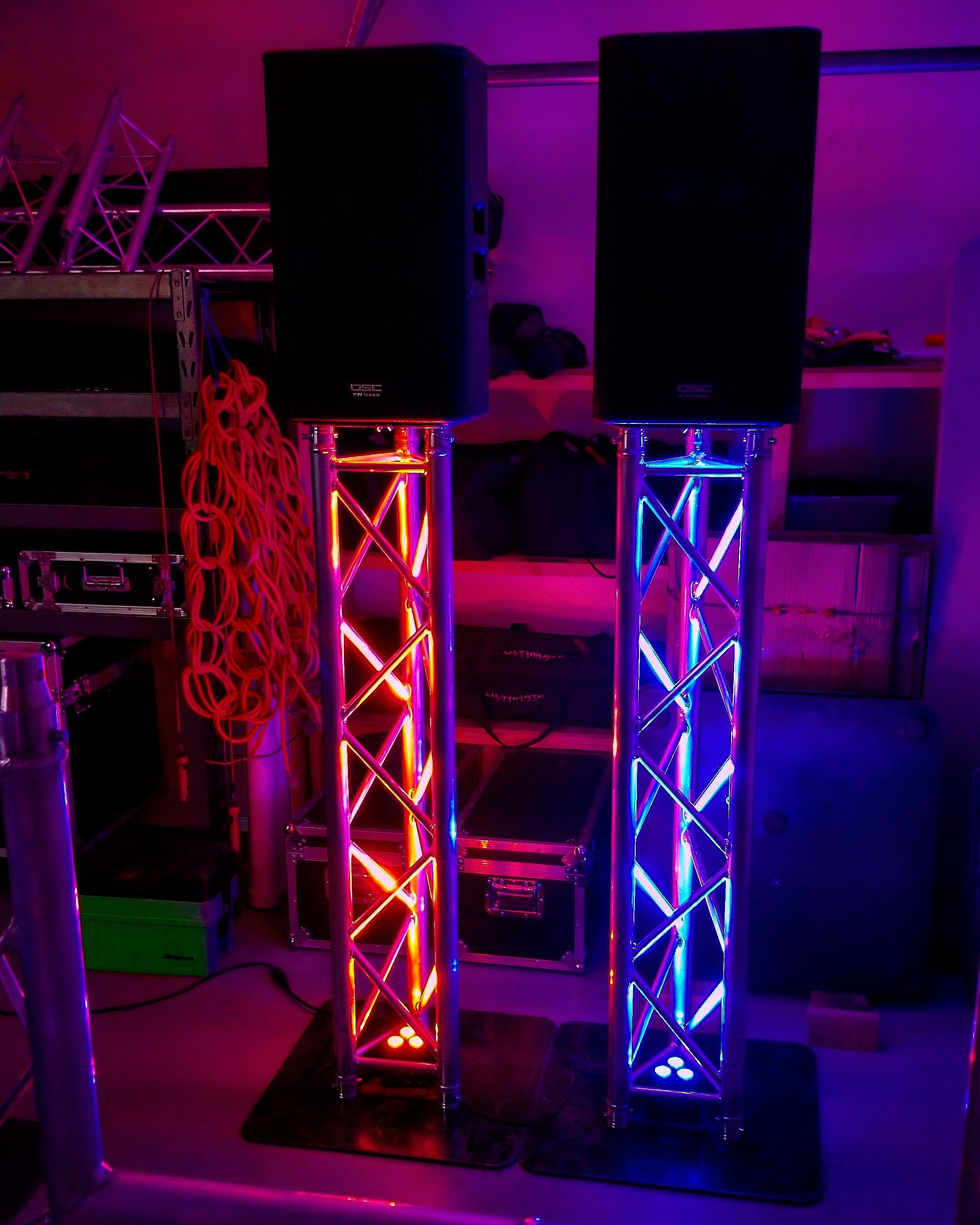 lighting chauvet dj store
