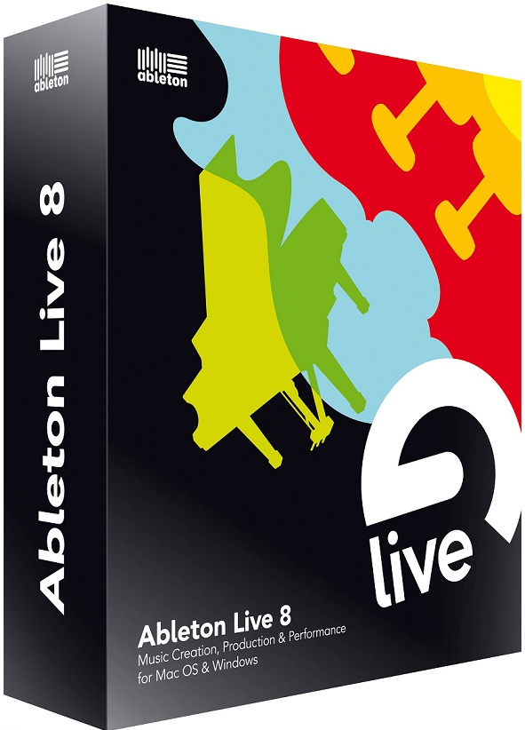 ableton live 8 upgrade from live lite kpodj. Black Bedroom Furniture Sets. Home Design Ideas