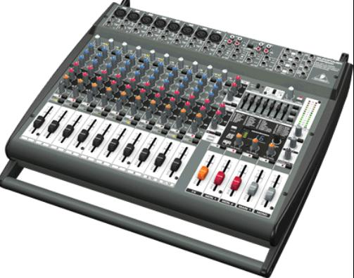 This Behringer PMP4000 powered mixer delivers more power, better sound at l