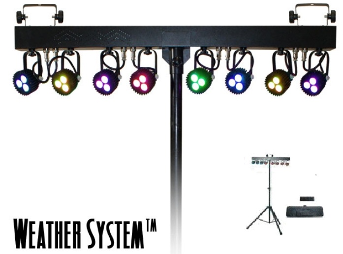 Blizzard Lighting Weather System