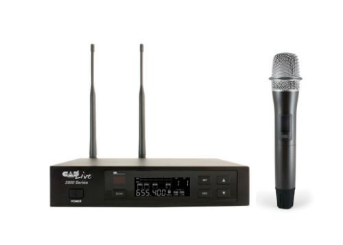 CAD WX3000 Handheld Wireless System (band R)