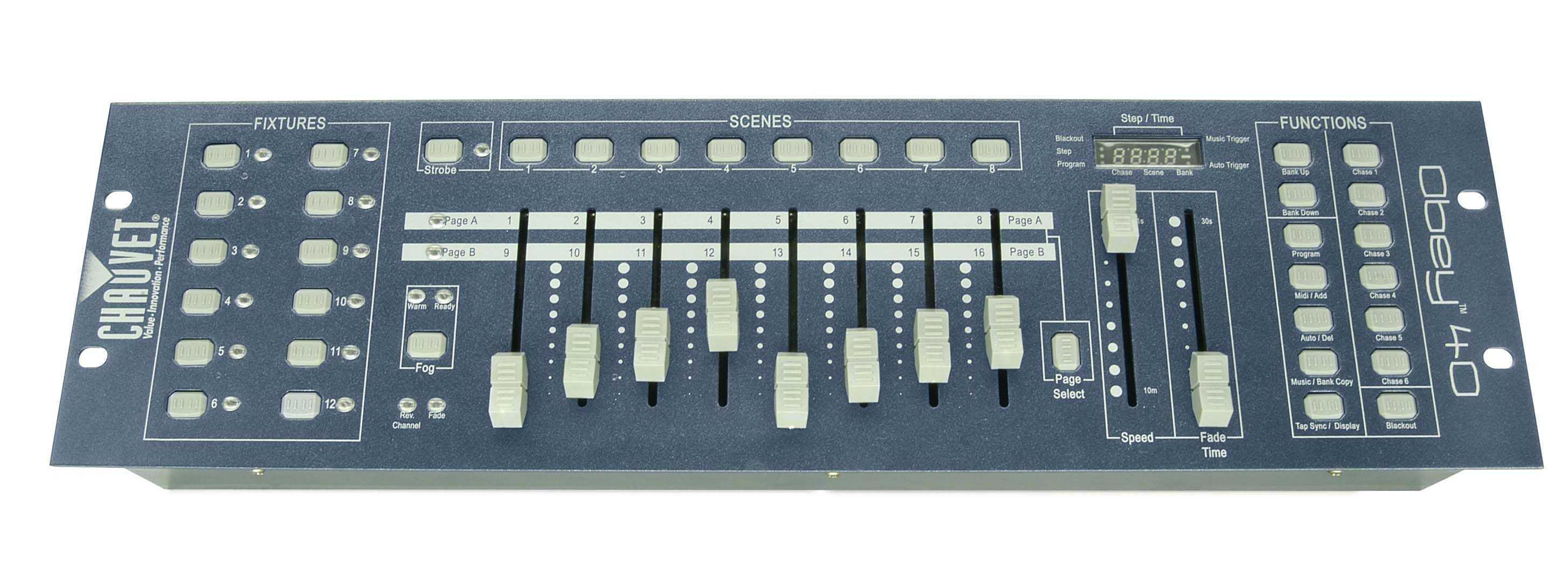 Chauvet DJ Obey 40
