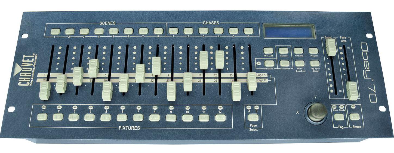 Chauvet DJ Obey 70