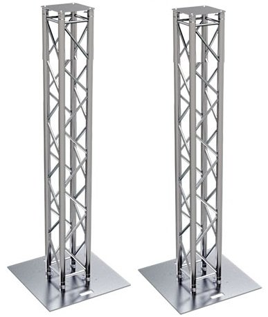 Global truss square trussing package w large base for Truss package cost