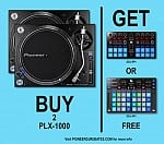 Pioneer PLX-1000 Pair | Rebate Offer