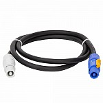 RCF PowerCon Link 0.6M (2ft PowerCon to PowerCon Cable)
