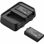 Sennheiser EW-D Charging Set   Dual Battery Charger with (2) BA70 Batteries
