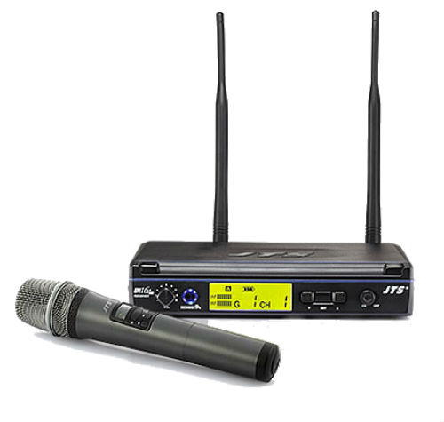 JTS IN164R/IN264TH Microphone System