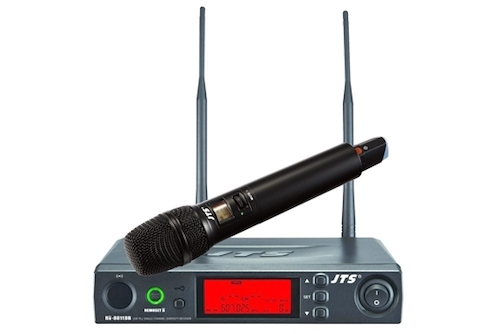 JTS RU8011DB/ RU850LTH Handheld Wireless System