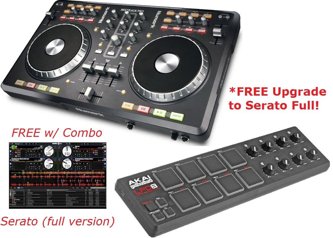 numark mixtrack pro 2 software free download