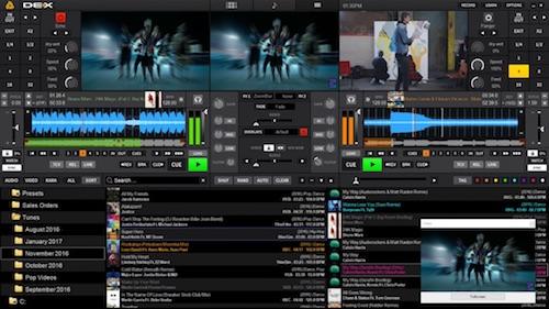 PCDJ DEX 3 - VJ / DJ / KJ Software