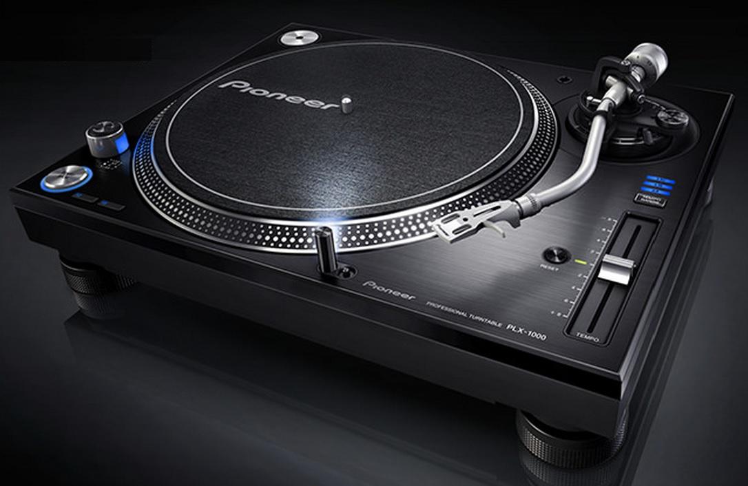 pioneer plx 1000 dj turntable direct drive analog turntable. Black Bedroom Furniture Sets. Home Design Ideas
