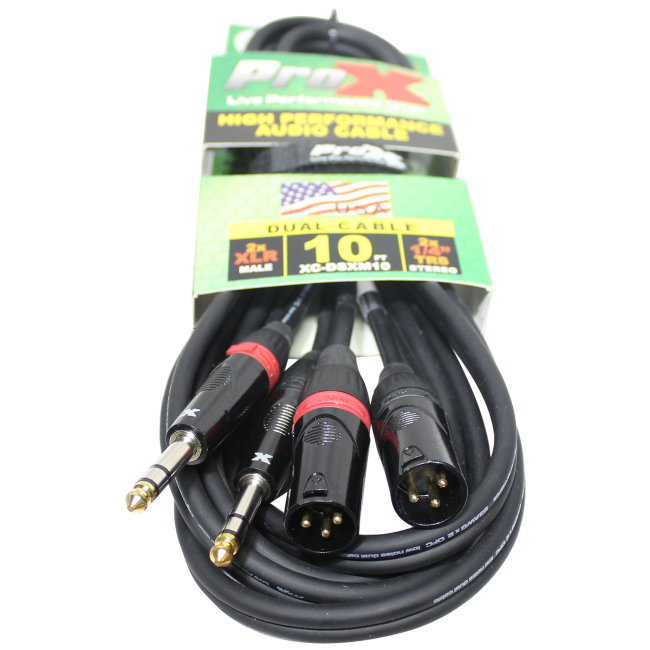 prox-xc-dsxm10-10ft-quarter-in-trs-m-to-dual-xlr3-m-high-performance-cable.png