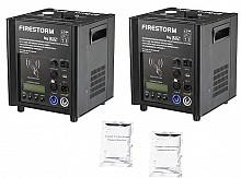 (2) JMaz FireStorm F3 w/ (2) 200g Granular Powder, Holiday Special