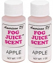 2x American DJ F-Scents (Apple)