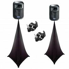 Scrim King SPK02-B Bundle: 2x SPK02-B, 2x CPL01