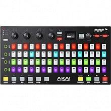Akai FireFL Studio Controller with FL Studio Fruity Fire Edition Software