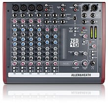 Allen and Heath ZED-10