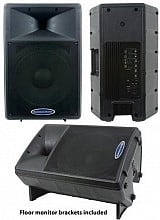 American Audio DLS15P (powered)