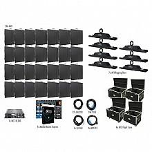 American DJ AV3 Video Wall 7x4 Complete Package