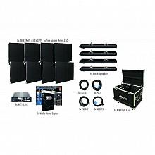 American DJ AV6X Video Wall 4x2 Complete Package