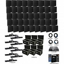 American DJ AV6X Video Wall 9x5 Complete Package