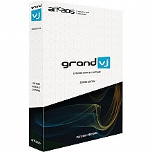 American DJ Grand VJ by ArKaos (Version 2 upgrade)