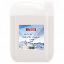 Antari SL-20H Super Dry / High Volume Snow Fluid (20 Liter)