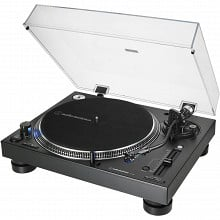Audio-Technica Direct-Drive Pro DJ Turntable AT-LP140XP-BK