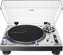 Audio-Technica Direct-Drive Pro DJ Turntable AT-LP140XP-SV