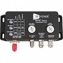 Audio-Technica RF Over Fiber Single Ch System OPTIX1-S3-US