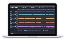 Audionamix XTRAX STEMS (1-Year License sent via E-mail)
