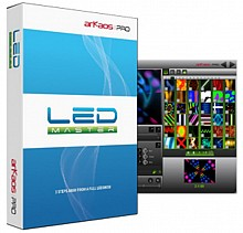 Blizzard Lighting Arkaos LED Master