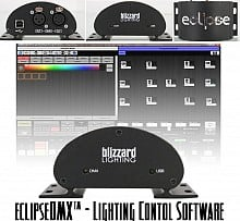 Blizzard Lighting Eclipse DMX Software