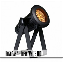 Blizzard Lighting HushPar InfiniWhite 100