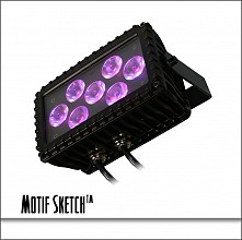 Blizzard Lighting Motif Sketch (black)