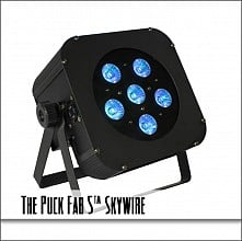 Blizzard Lighting Puck Fab 5 Skywire