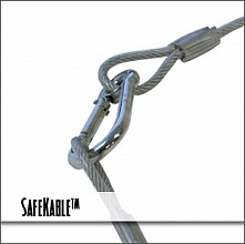 Blizzard Lighting SafeKable Safety Cable