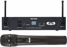 CAD WX1600 Handheld Wireless System (band G)