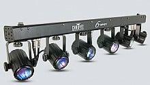 Chauvet DJ 6SPOT RGBW