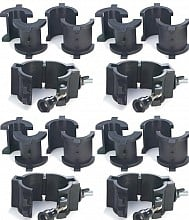 Chauvet DJ Heavy Duty Lighting Pro O-Clamp (x4)