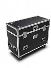 Chauvet Pro Maverick MK3 Wash (2) Road Case