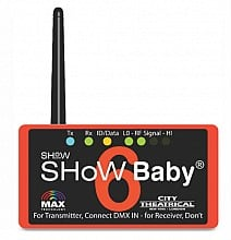 City Theatrical Show Baby 6 (3 pin)