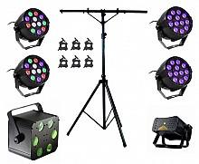 Dance Floor Stage Pack + UV