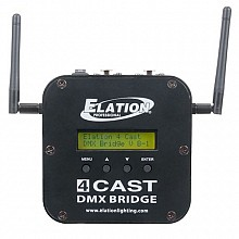 Elation 4Cast DMX Bridge