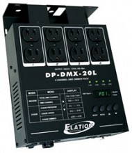 Elation DP-DMX20L DMX Dimmer Pack