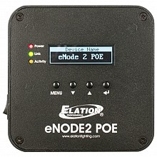 Elation eNode 2 POE