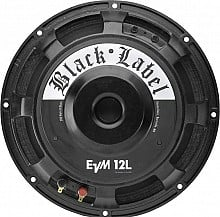 Electro-Voice EVM12L Black Label Zakk Wylde (8 Ohm)